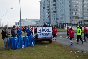 Reykjavíkurmaraþon 2012